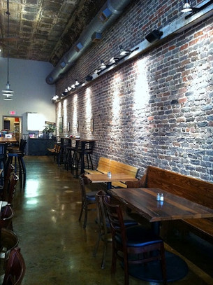 Brick and Tin Restaurant