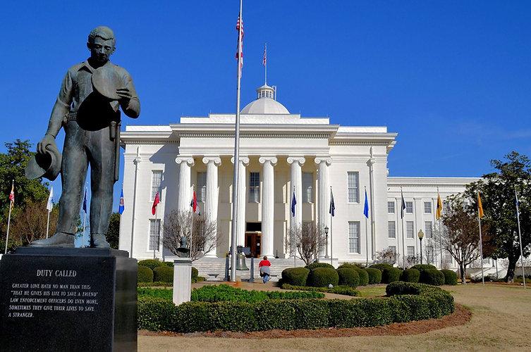 Alabama-Montgomery-Alabama-State-Capitol