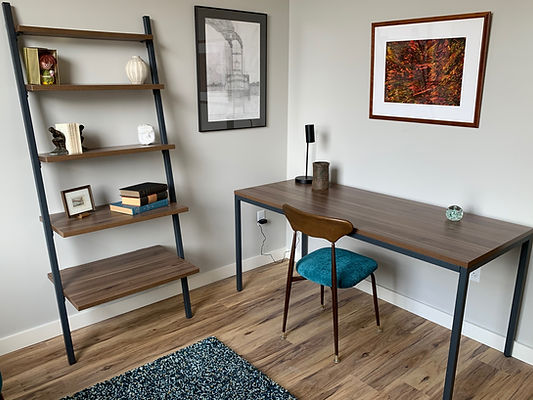 Downtown Housing Charleston, WV Atlas Lofts room for an office