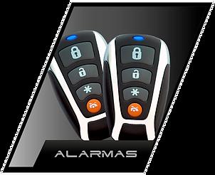 accesorios para autos, alarmas