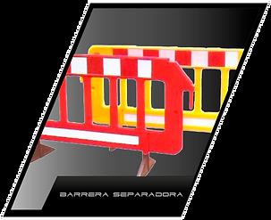 seguridad vial, barrera separadora