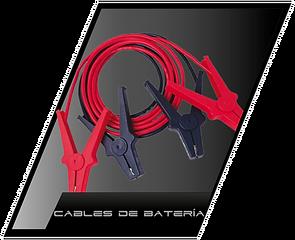cables de batería para autos
