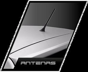 antenas para vehículos
