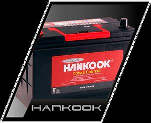 baterias para autos hankook