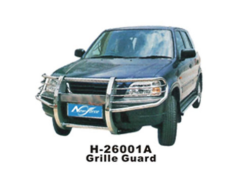 H-26001A GRILLE GUARD