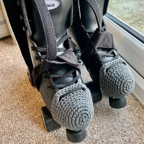 Crochet Roller Skate Toe Guards