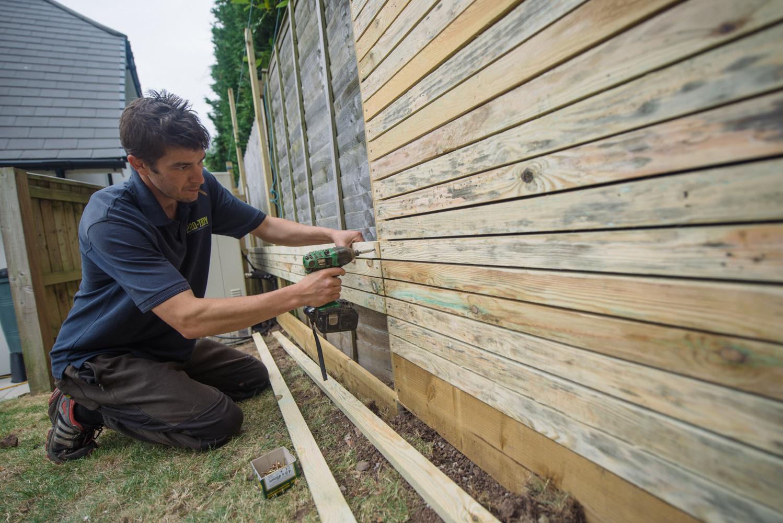 Fence repair bristol