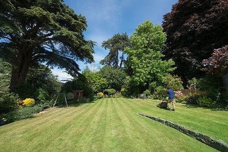 Lawn cutting Bristol