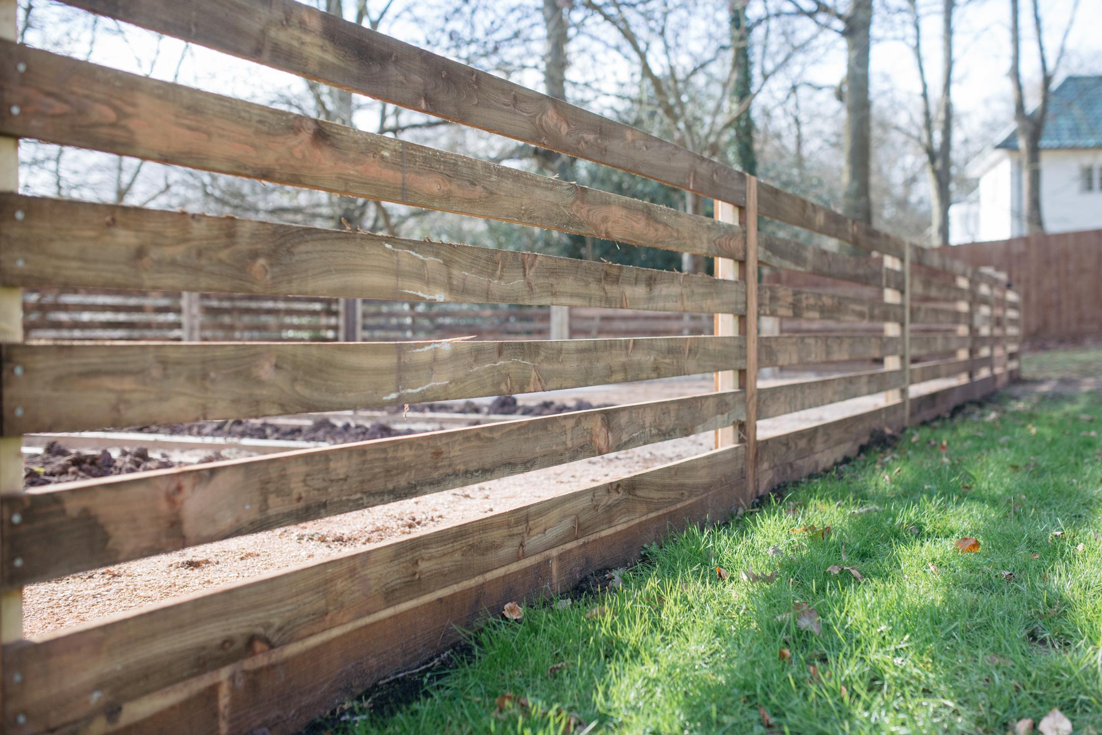 fences bristol