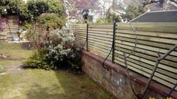 Bespoke fence design Bristol
