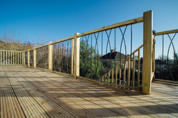 custom decking bristol