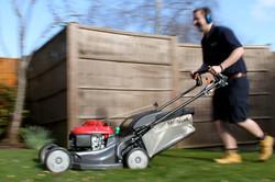 lawn mowing bristol