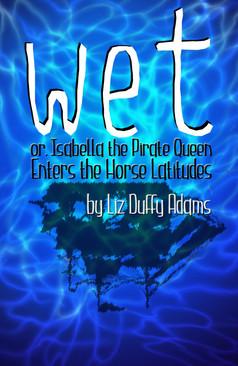 Poster mock-up - Wet