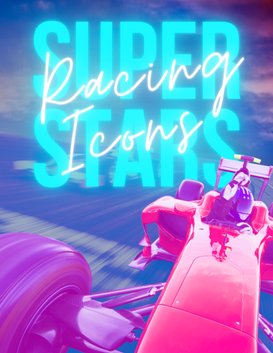 Game cover - Superstars: Racing Icons