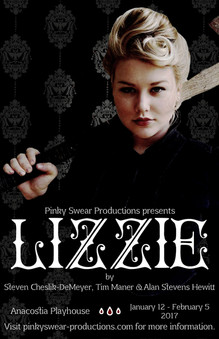 Ad - Lizzie the Musical