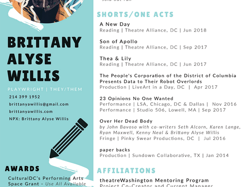 What documents should I gather for grant applications in the arts?
