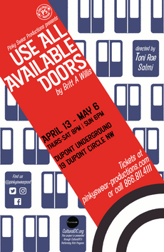 Poster - Use All Available Doors