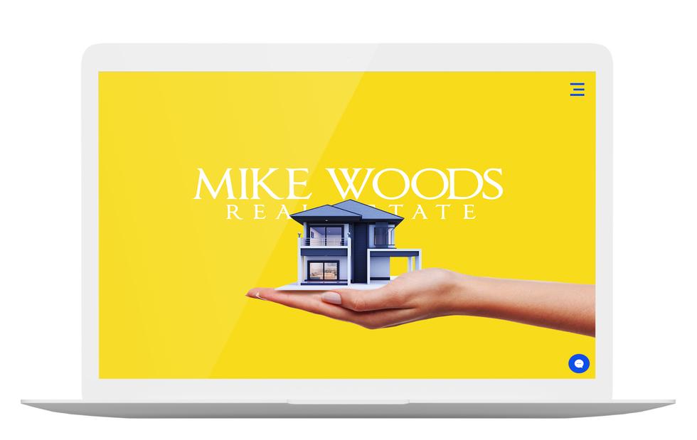 Mike Woods Real Estate Website