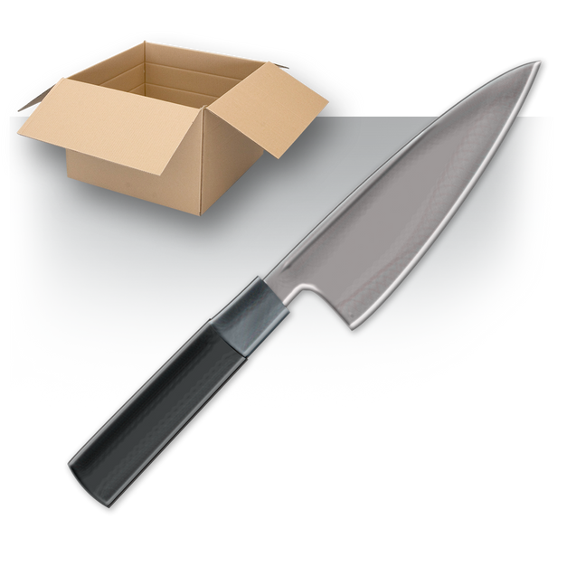 Smooth Edge Knives