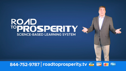 Road to Prosperity Infomercial (Clip)