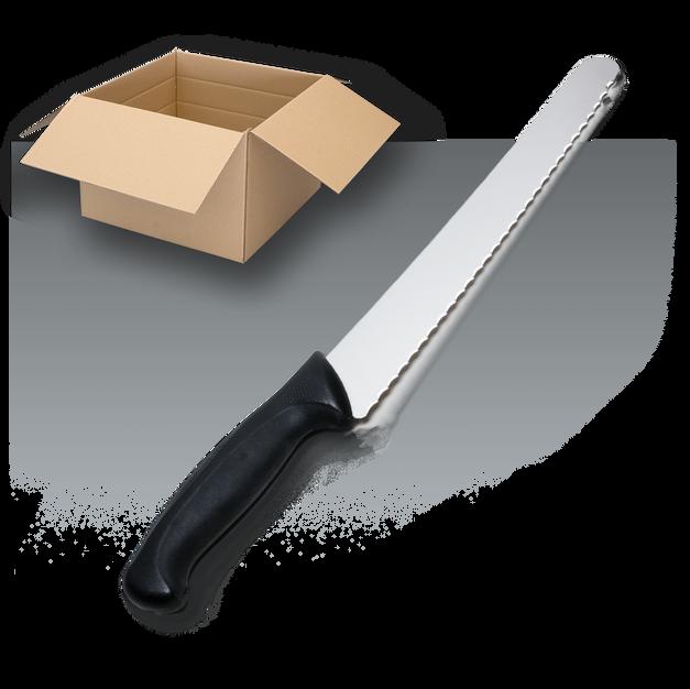 Serrated Edge Knives