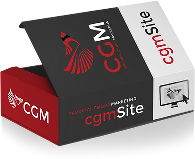 CGM WEBSITE DESIGN | RALEIGH WEBSITE DESIGN|