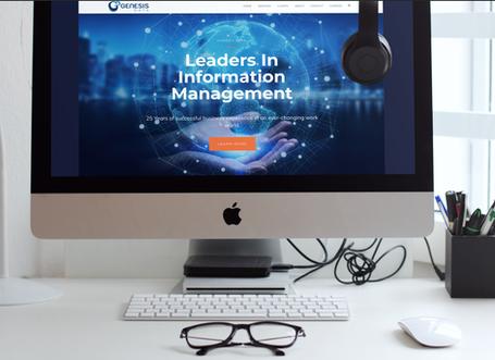 Genesis Data Website