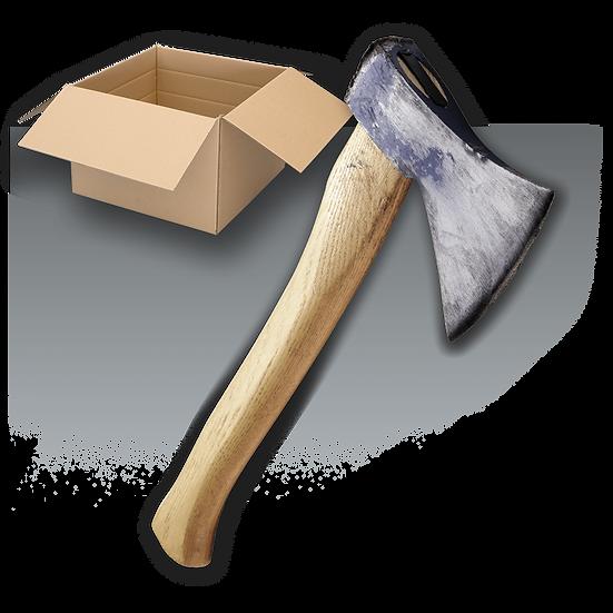 Axe & Hatchet Mail-In