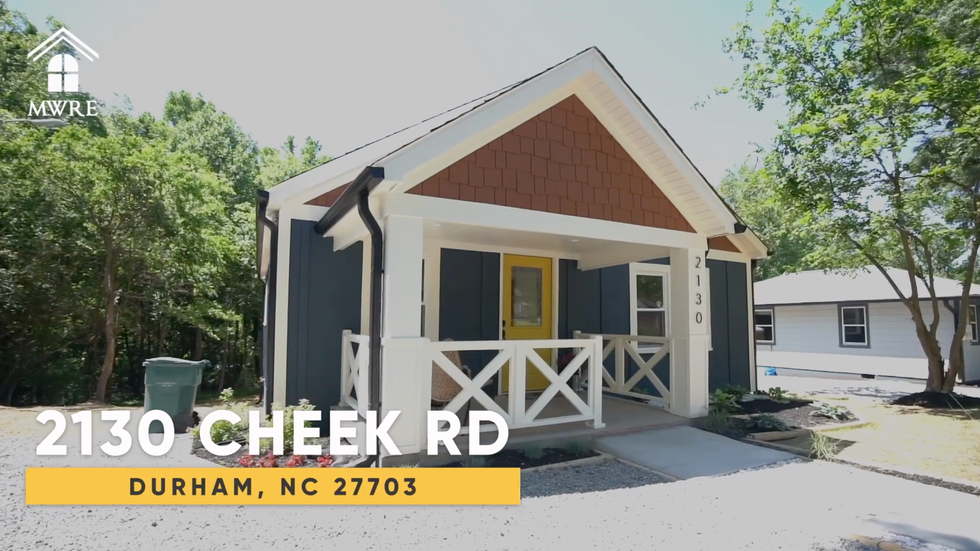 Mike Woods Real Estate Video Listing (2310 Cheek Rd)