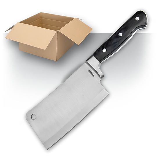 Regular Size Meat Cleaver