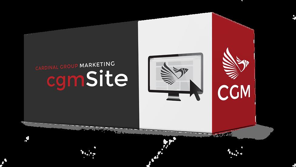 CGM- Site | Basic-Hosting