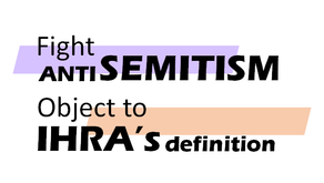 Copy of Academia for Equality supports the Declaration on Antisemitism and the Question of Palestine