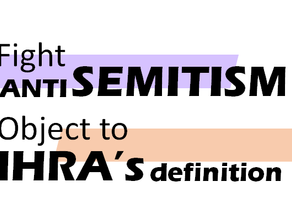 Academia for Equality supports the Declaration on Antisemitism and the Question of Palestine