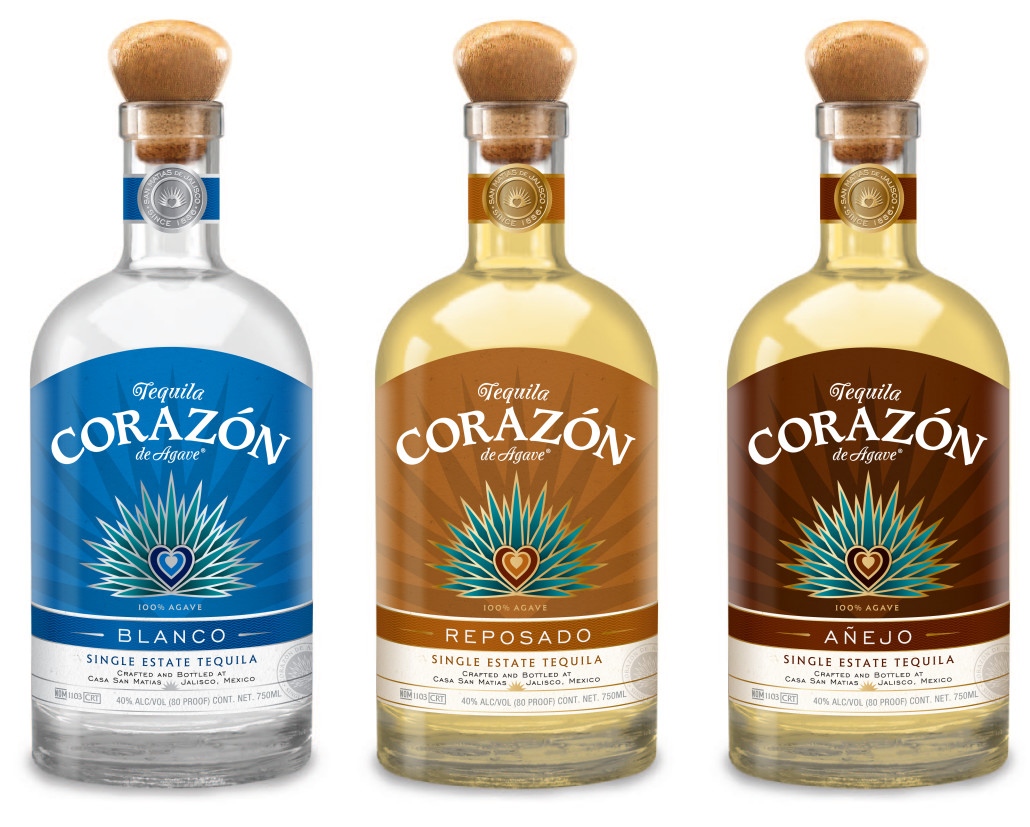 Corazon Single Estate Tequila