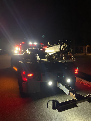 1 Chuckles Towing Indy Emergency Tow Truck