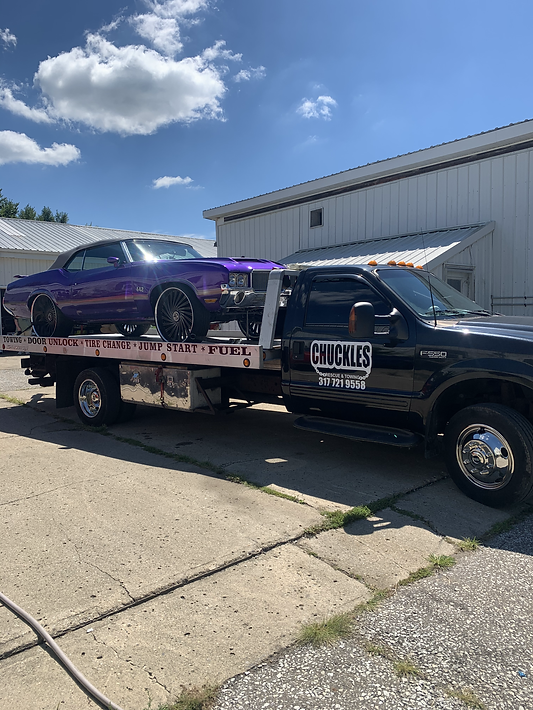 Chuckles Towing Indianapolis