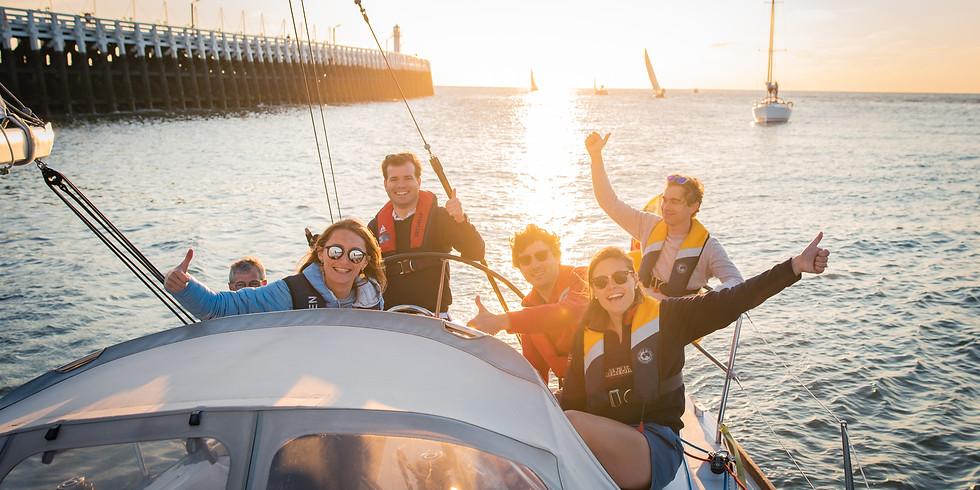 CANCELLED Saturday AdVENTURE Sails - augustus