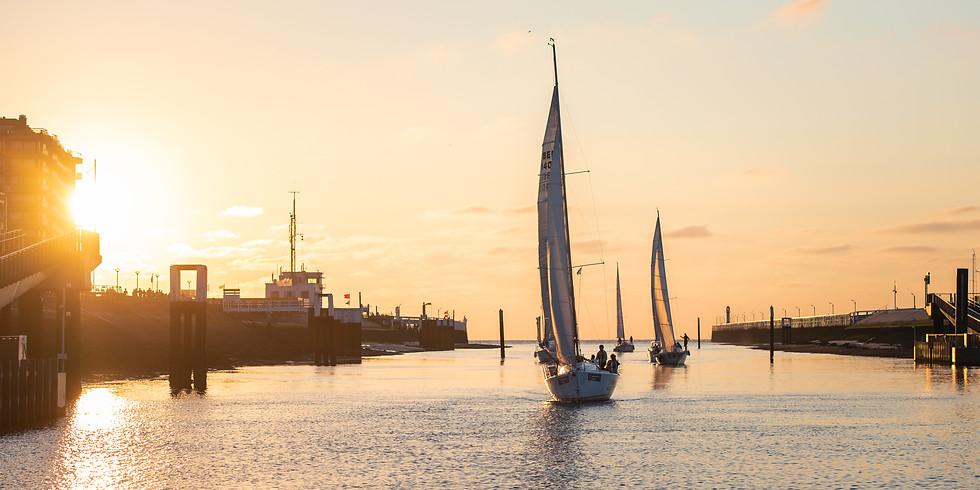 Friday evening Sails - 28/6