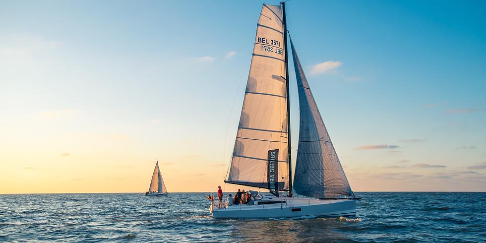 Friday evening Sails - 24/5
