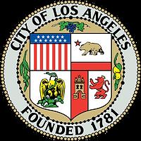 City of LA Seal - must use ADA language