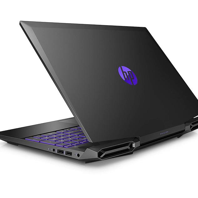 HP Pavilion Gaming 9th Gen Intel Core i5 Processor 15.6-inch FHD Gaming Laptop (8GB/1TB HDD/M.2 Slot/Windows 10/NVIDIA GTX 1650 4GB/Shadow Black), 15-dk0263TX ₹ 62,990.00