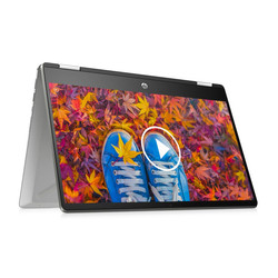 HP Pavilion x360 Touchscreen 2-in-1 FHD 14-inch Laptop (10th Gen Core i3-10110U/8GB/512GB SSD/Win 10