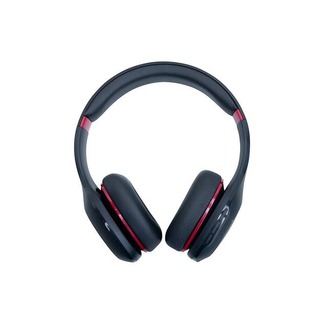 Mi Super Bass On-Ear Wireless Headphones with Mic, (Black & Red) ₹ 1,799.00