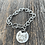 Thumbnail: Stainless Steel Cable Link Bracelet