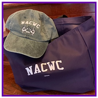 FED HAT AND BAG NACWC
