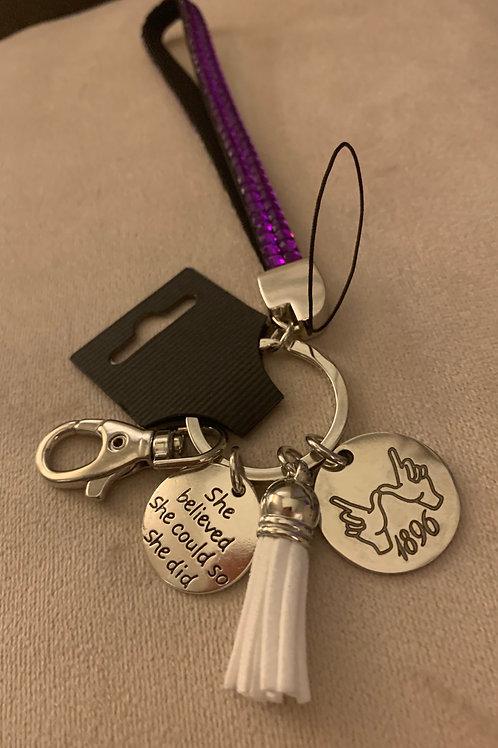 Wristlet Key Chain