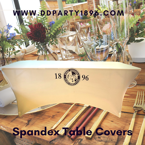 Spandex Tablecloth