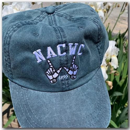Fed Gesture Denim Hat
