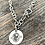Thumbnail: Stainless Steel Cable Link Chain Necklaces