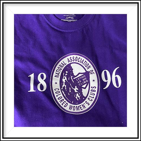NACWC Purple T-Shirt